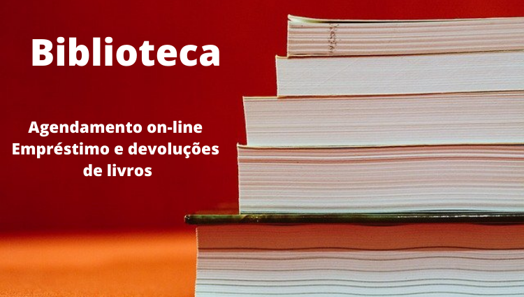 Biblioteca - Agendamento on-line
